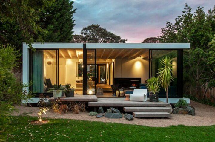 5 house garden resort designs